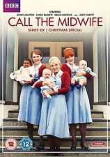 Call the Midwife series season 6 + 2016 Christmas Special DVD R4 BBC