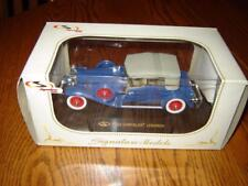Signature Models #32316 1/32 Scale 1932 Chrysler Lebaron Mint in box