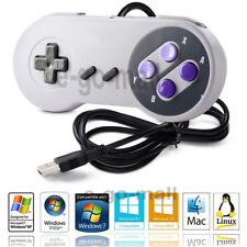 SNES USB Controller Gamepad for Windows PC Raspberry Pi 3 Sega Genesis Higan