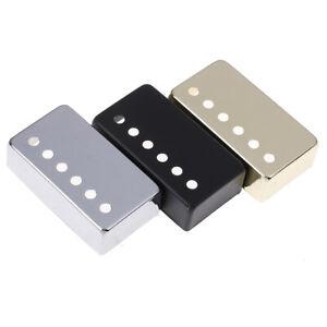 Metal humbucker pickup cover 50/52mm for electric guitar WH