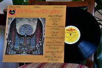 AUDIOPHILE M&K RT 114 USA DIRECT TO DISC BACH - VIVALDI  The Power and the Glory