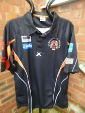 More details for mens castleford tigers shirt - size xxl good condition