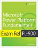 Zacker Craig-Exam Ref Pl-900 Microsoft Power Platform BOOK NEUF