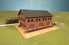Bachmann Trains N Gauge RC Steam Whistle in Storage Building 46902 NEW NIB