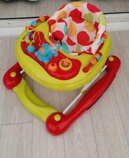 Red Kite Baby Go Round Twist Walker rocker Walker musical