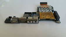 APPLE MACBOOK PRO 15 A1260 2008 M87 LIO LEFT MAGSAFE DC USB POWER BOARD 820-2273