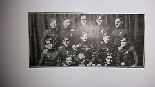 Old Point Comfort College 1905 Football Team Picture  RARE!