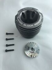 Hpi Savage K5.9 Big Block Engine Cooling Head - New, UK STOCK