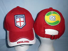 Team England Soccer 2014 World Cup Penalty Spot Cap/Hat One size Adjustable Nwt
