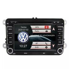 "7""Autoradio 2 din GPS Navi DVD Bluetooth for VW GOLF 5 PASSAT TOURAN TIGUAN POLO"
