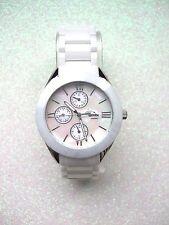 gooix Damen Uhr mit Keramik Armband GX01132311 Go74