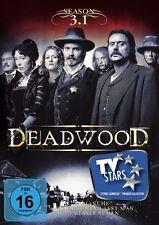 Deadwood - Staffel Season 3.1 - 2 DVD - Neu / OVP
