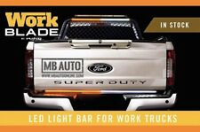 "Putco 93009-48 Work Blade - 48"" Work Blade LED Light Bar in Amber/White"