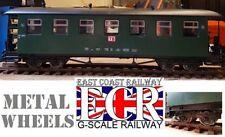 Artículos de escala G color principal verde para modelismo ferroviario