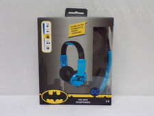 NEW SEALED DC Comics Batman Kid Safe Headphones