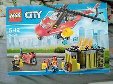Lego City 60108 L'unité de Secours des Pompiers