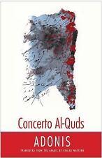 Concerto Al-Quds (Hardback or Cased Book)