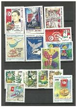 2011- Tunisia - Tunisie - Full Complete year - Année complète- MNH **