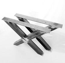 DIY 1-X-Tischgestell Tischfuß Rohstahl Tischbeine Kufengestell Tisch Esstisch