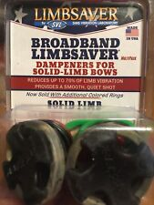 Limbsaver Broadband Dampeners Solid Limb Multipack