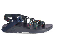 Chaco Women's ZX/2 Classic USA Sport Sandals - Smokey Forest Navy J107362