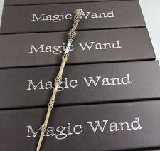 "New Similar to Harry Potter New 13.5"" The Professor Elder Dumbledore Wizard Wand"