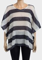 Ladies Ex New Look Lightweight Knit Oversized Poncho Top Sizes 14 16 18 *NEW*