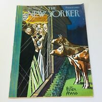 The New Yorker: May 10 1956 - Full Magazine/Theme Cover Peter Arno