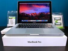 Apple MacBook Pro 13 Laptop / Os2017 / 3.1Ghz / 16Gb Ram / 3Yr Warranty / Custom