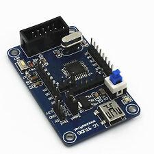 New ATmega8 PCB Minimum system Core board M8 AVR Development Board AMS1117-3.3