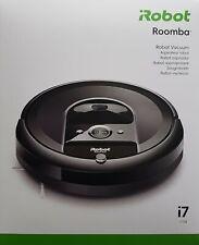 iRobot Roomba i7 i7158 Robot Vacuum, Black - Nip, Dealer