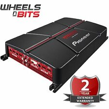 Pioneer Gm-a6704 1000 Watt 4-channel pontable Amplificateur Enceintes Auto