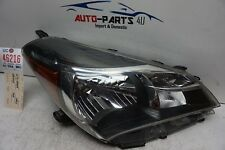 2012 2014 TOYOTA YARIS RIGHT PASSENGER HALOGEN HEADLIGHT OEM 2013 UC46216