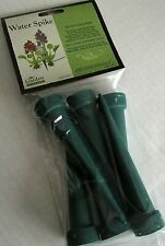 """WATERING SPIKES  Set of 6 Spikes  1 1/4""""Dia. x 6""""H"""
