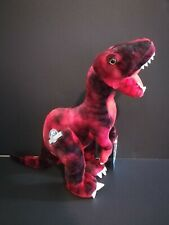 New Large Jurassic World Universal Studios Charlie Raptor Plush Stuffed Toy