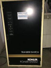Kohler Transfer Switch GLS-166341 0400-400A 480V 4-wire 3-pole