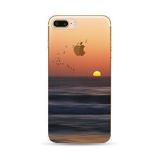 IPhone 7 plus funda protectora Soft Cover Case, bumper, protección bolsa motivo slim TPU naturaleza