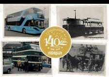 Nottingham City Transport 140 Years Book