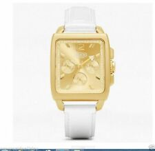 Coach Boyfriend Women's Watch - Gold tone