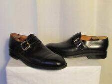 chaussures  vintage Christian PELLET cuir noir pointure 9,5
