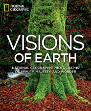 VISIONS of EARTH: National Geographic Photographs          FREE SHIPPING to OZ
