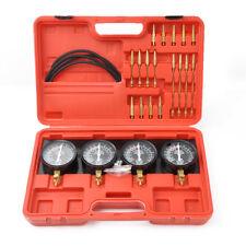 Pro Fuel Vacuum Carburetor Synchronizer carb sync Gauge Set Rubber Hose AU Stock