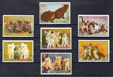 Guinea Ecuatorial Fauna domestica Gatos (CA-648)