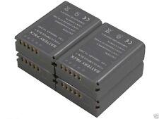 new 4 piece BLN-1 Battery + Dual Charger for OMD M-5 EM5 E-M5 E-M1 EM1 E-P5 PEN