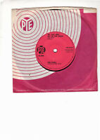 """THE KINKS ~ All Day And All Of The Night ~1964 UK Pye labelFIRST PRESS 7"""" vinyl"""