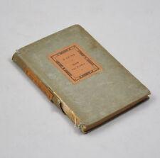 Heinrich Heines livre des chansons (Lachmann) variés, Leipzig