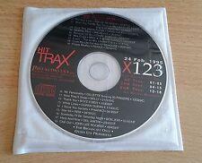 HIT TRAX (DURAN DURAN, BON JOVI, REM, MADONNA) - CD PROMO COMPILATION