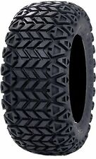 Set of (2) 20-10-10 AT ATX All Trail Golf Cart Tires - New