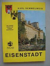 Eisenstadt Führer durch die Landeshauptstadt 1982