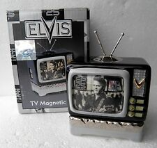 Elvis Limited Edition Magnetic TV Box by Vandor
